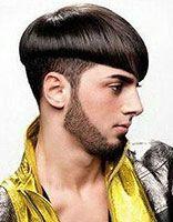 90后非主流男生长发图片 男生非主流短发造型