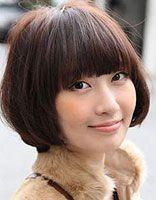 上窄下宽脸型发型图 上窄下宽脸型短发适合什么发型