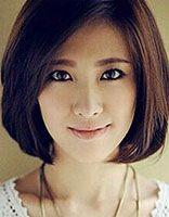 韩式中学生发型 日韩学生发型