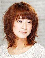 四十岁女人圆脸什么发型好 40岁女人圆脸发型图片