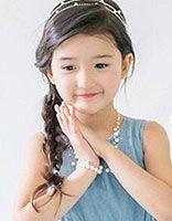 女小学生发型 小学生发型刘海图片