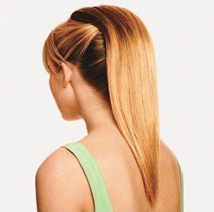 学扎头发简单发型图解