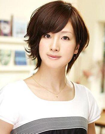 日本可爱发型 成熟又不乏可爱的发型设计