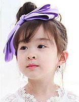 小女孩怎么盘头发 儿童公主盘发发型图集