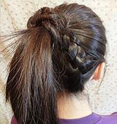五款实用的发型教程
