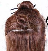 职场干练简洁发型