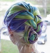 回头率百分之百的逆天的染发发色