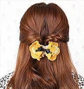 简单的扎发2