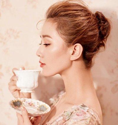 刘诗诗唯美封面大片 气质发型优雅迷人