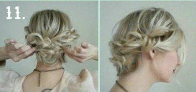 中年女人的长头发怎样扎好看 简单长头发扎法图解