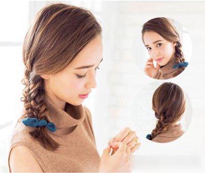 怎么编头发非主流 非主流女生编头发方法
