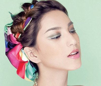 梳头发的各种花样麻花辫 各种麻花辫头发编法