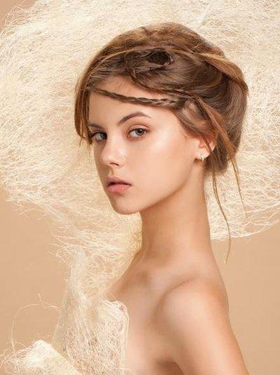 脸长新娘发型怎么做 2017年适合脸长的发型