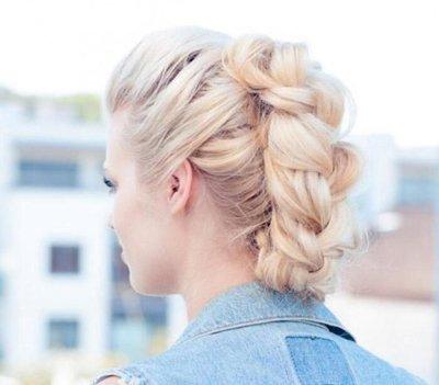 秋季韩版编发到脖子的头发 怎样做出秋天韩式头发
