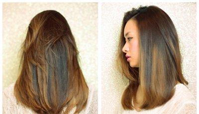 女人我最大发型怎么挑染 2017最新染色发型