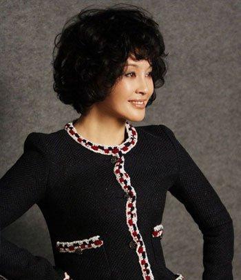 中年人秋季流行的发型 2017年韩国秋冬发型