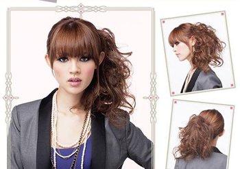 冬季简单大方的发型 冬天扎的发型