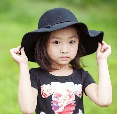 短发小女孩发型大全 幼儿园小孩子短发发型