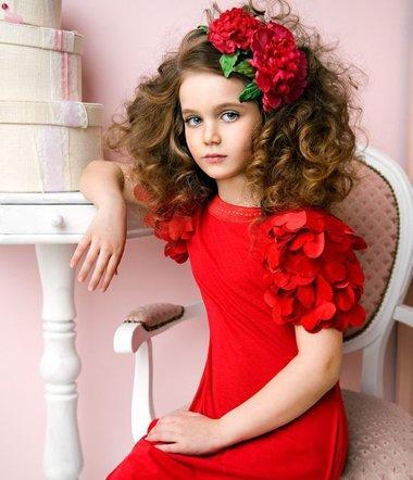 非主流的头发绑发方法 11岁小女孩非主流绑头发发型