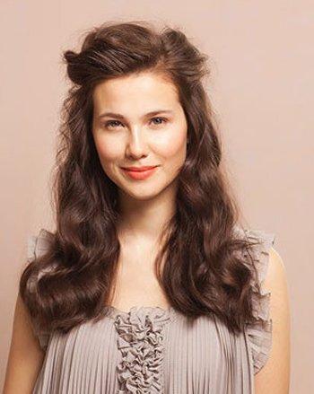 适合中长发的人扎的发型有哪些 中长发女生发型扎方法