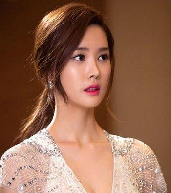 2017日韩发型简单扎法 日韩女明星发型图片