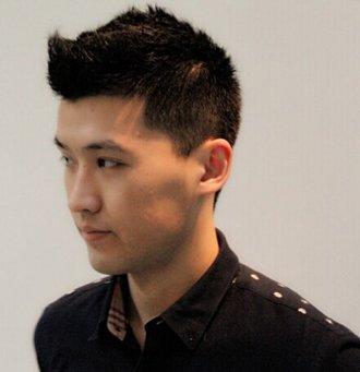 男生发型自学教程 男士发型设计教程