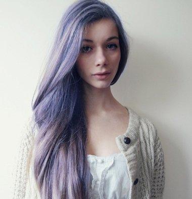 冬天什么颜色头发好看 2017年冬季流行什么头发颜色