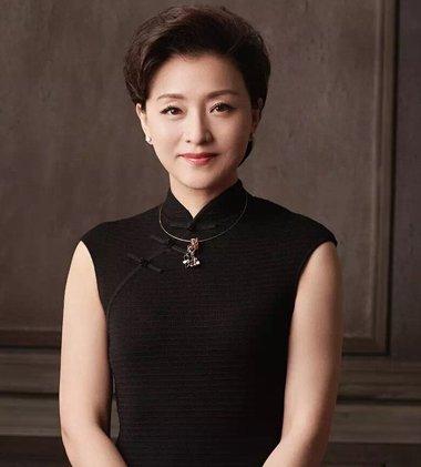 女强人梳短发最显气质与风度 杨澜中年职场短发发型沉稳优雅