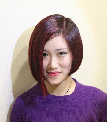 女士短发不等式发型_沙宣发型设计_沙宣发型设计软件_沙宣发型适合的脸型_沙宣发型 ...
