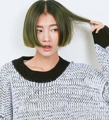 深闷青亚麻色头发图片_发型设计,最新男生女生发型设计图片_短发、长发、卷发等如何 ...