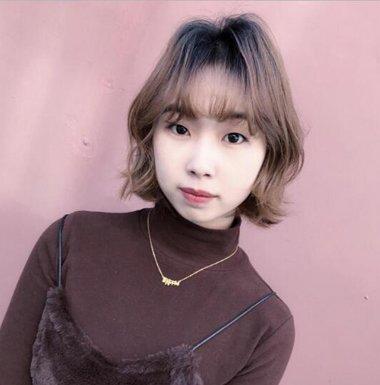 2018年明星沙宣波波头_时尚沙宣波波头图片