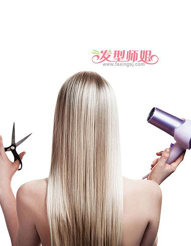 巧用吹风机 完美发型必胜吹风小技巧
