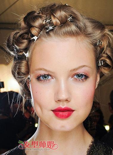 10个美发技巧 漂亮发型也可以这样睡出来