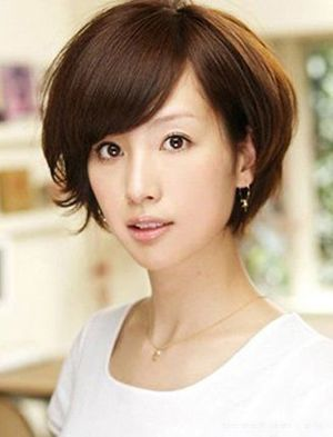 中老年波波头_中年女性波波头烫发发型 中年短发波波头图片(3)_发型师姐