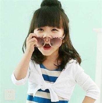 小女孩最新包包头发型 小女孩可爱包包头发型图片