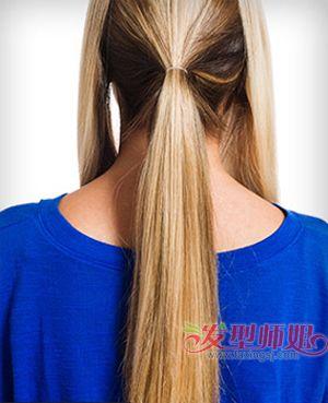 法式麻花辫发型扎法 麻花辫发型扎法步骤