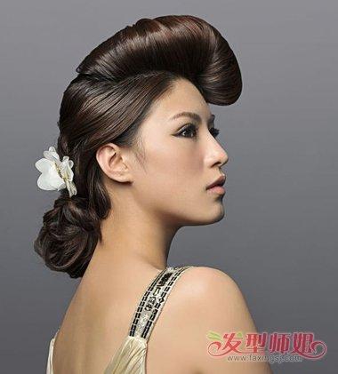 沙宣发型怎么扎好看简易 沙宣发型设计图片