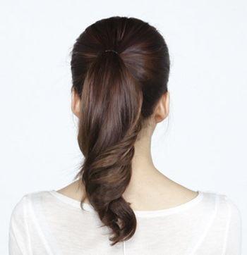 韩式荷包头怎样梳 2016最新荷包头发型