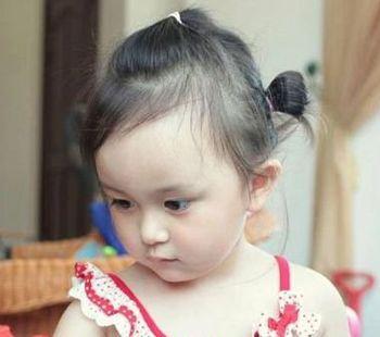 小女孩蘑菇头怎么绑头发 小女孩蘑菇头发型图片