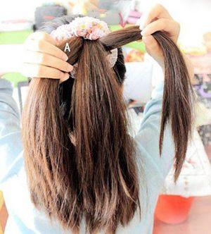 新娘盘发发型大全_自己怎么扎鱼尾辫 自扎鱼尾辨的方法步骤(2)_发型师姐