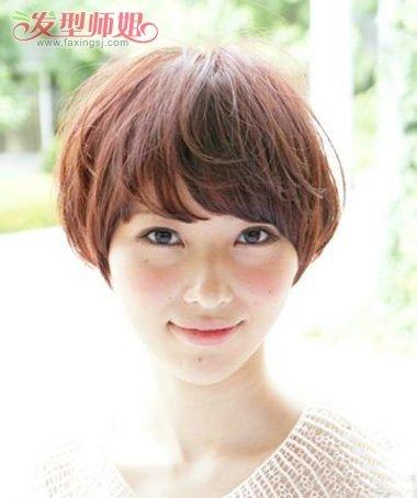 女生不等式短头发怎么打理_无需打理短发发型 免打理女生短发发型_发型师姐