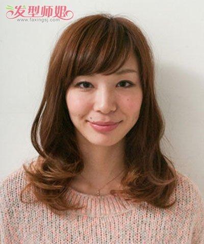 女生有刘海扎发发型步骤 最新发型扎法教学