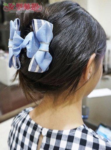 小女孩怎么盘头发好看 小女孩发型图片带步骤