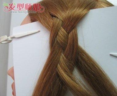 怎样编10股头发 各种长发编辫子步骤大全