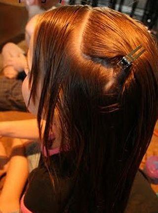 编辫子步骤图_儿童编辫子发型扎法步骤 小孩扎辫子图片大全_发型师姐