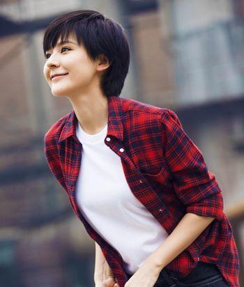 女生不等式短头发怎么打理_有没有不用打理的女生短发发型 显年轻不用打理的短发发型(2 ...