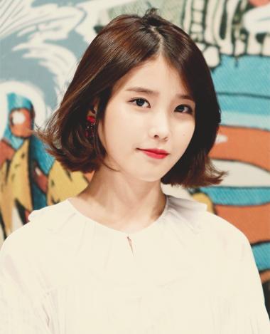 韩国明星中短发发型_韩国卷发短发图片 韩国女星短卷发_发型师姐
