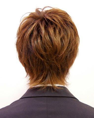 2016流行颜色发型图片 男生瘦黑肤色染什么颜色发型