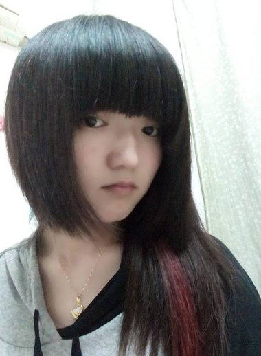 长头发的扎法图解_上面短下面长个性发型 女生上面短下面长是什么发型_发型师姐