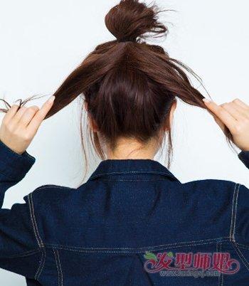 怎样梳头发才好看|少女怎样梳头发好看又简单 90后少女怎么梳头发